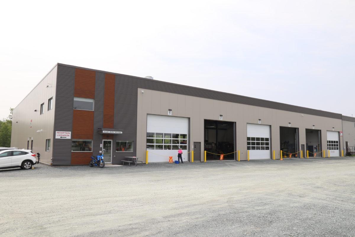 Garage Ville de Sherbrooke