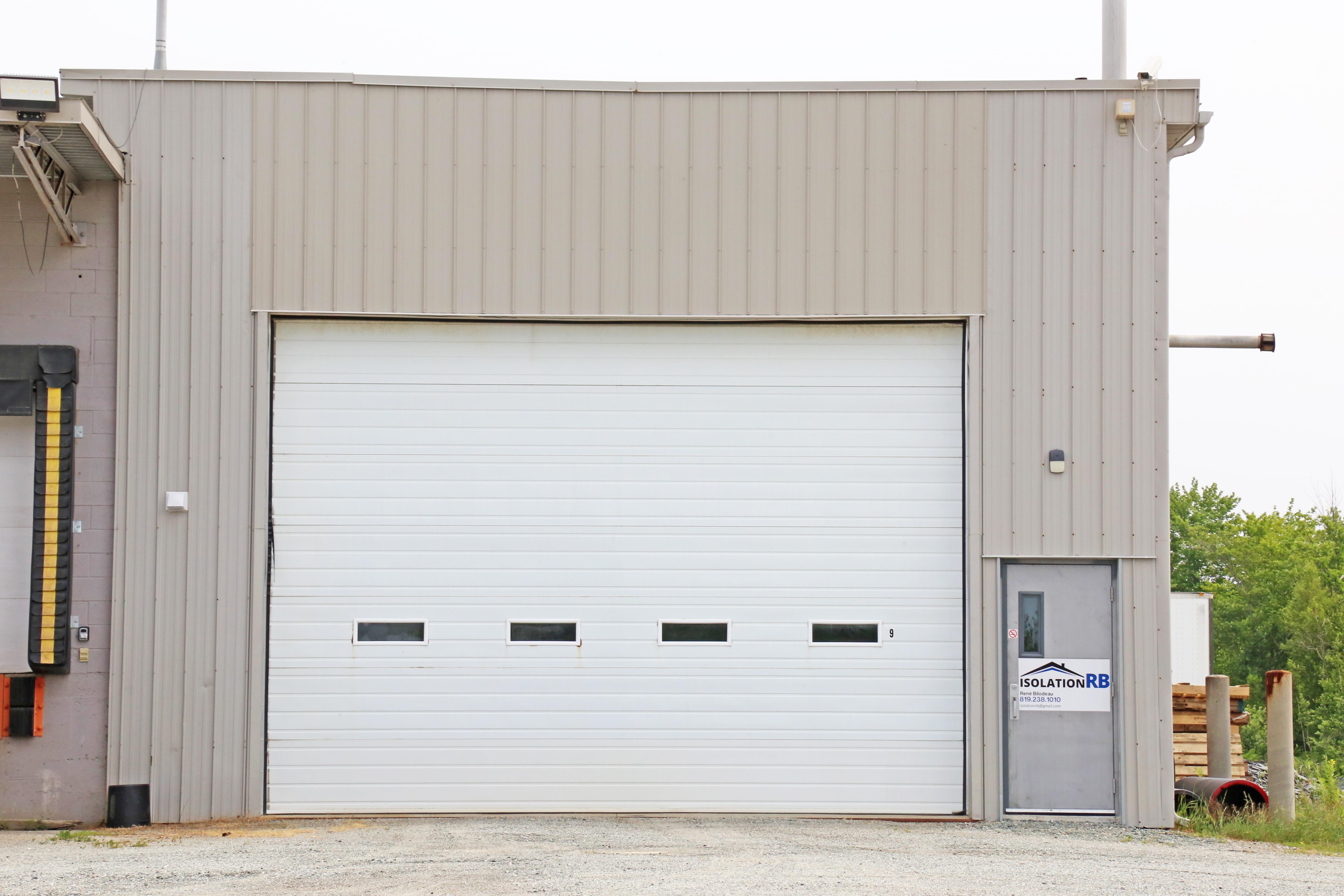 Garage à louer Sherbrooke