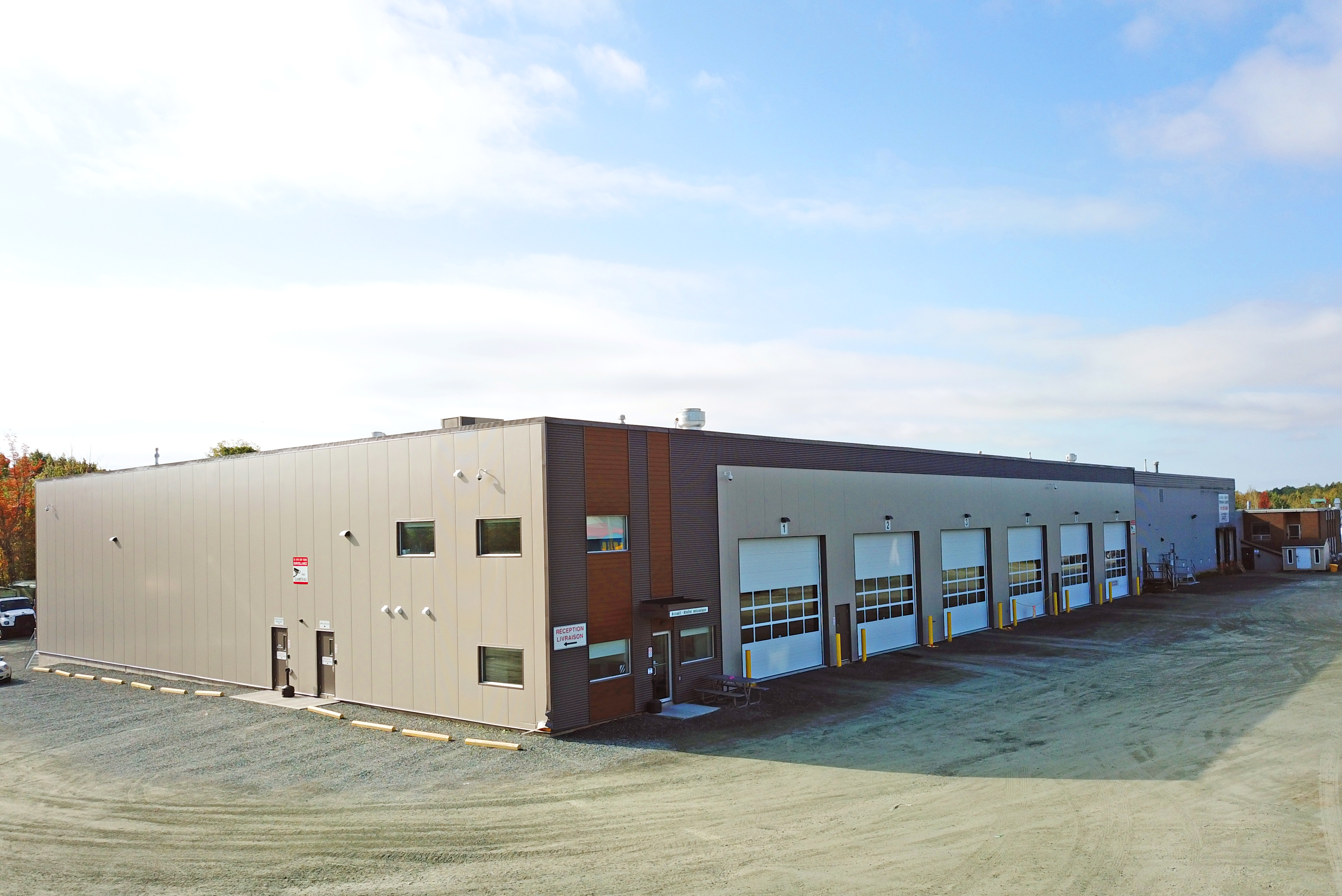 Bâtiment Sherbrooke